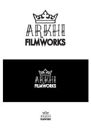 Arkhi filmworks logo (2015)